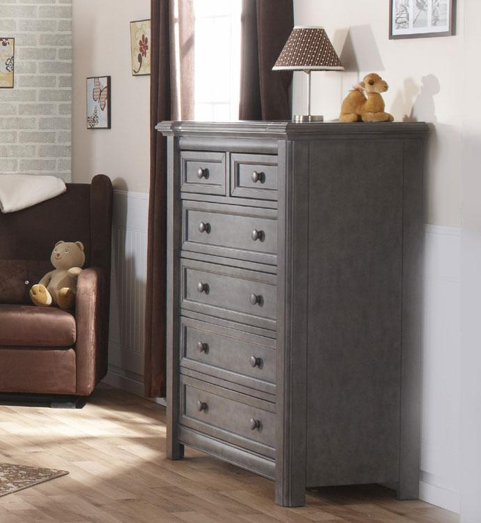 Pali Cristallo 5-Drawer Dresser