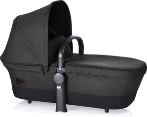 Cybex Priam Carry Cot Black Beauty Denim