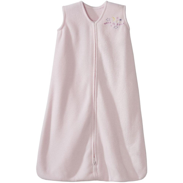 HALO SleepSack Wearable Blanket Pink Microfleece