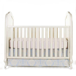 Glenna Jean Little Prince 2-Piece Starter Bedding Set (Includes sateen sheet & crib skirt)