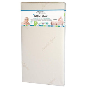 Moonlight Slumber Little Star Crib Mattress