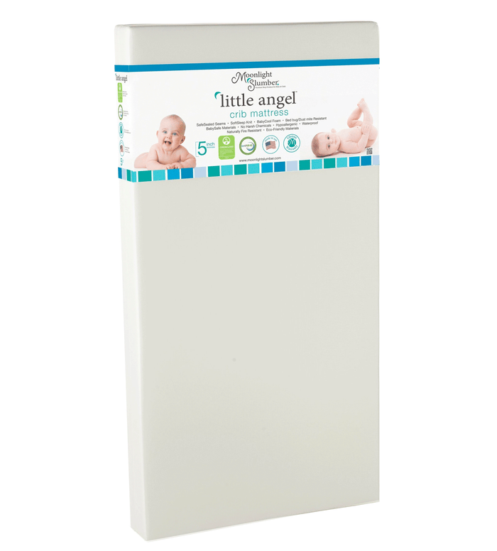 Moonlight Slumber Little Angel Crib Mattress