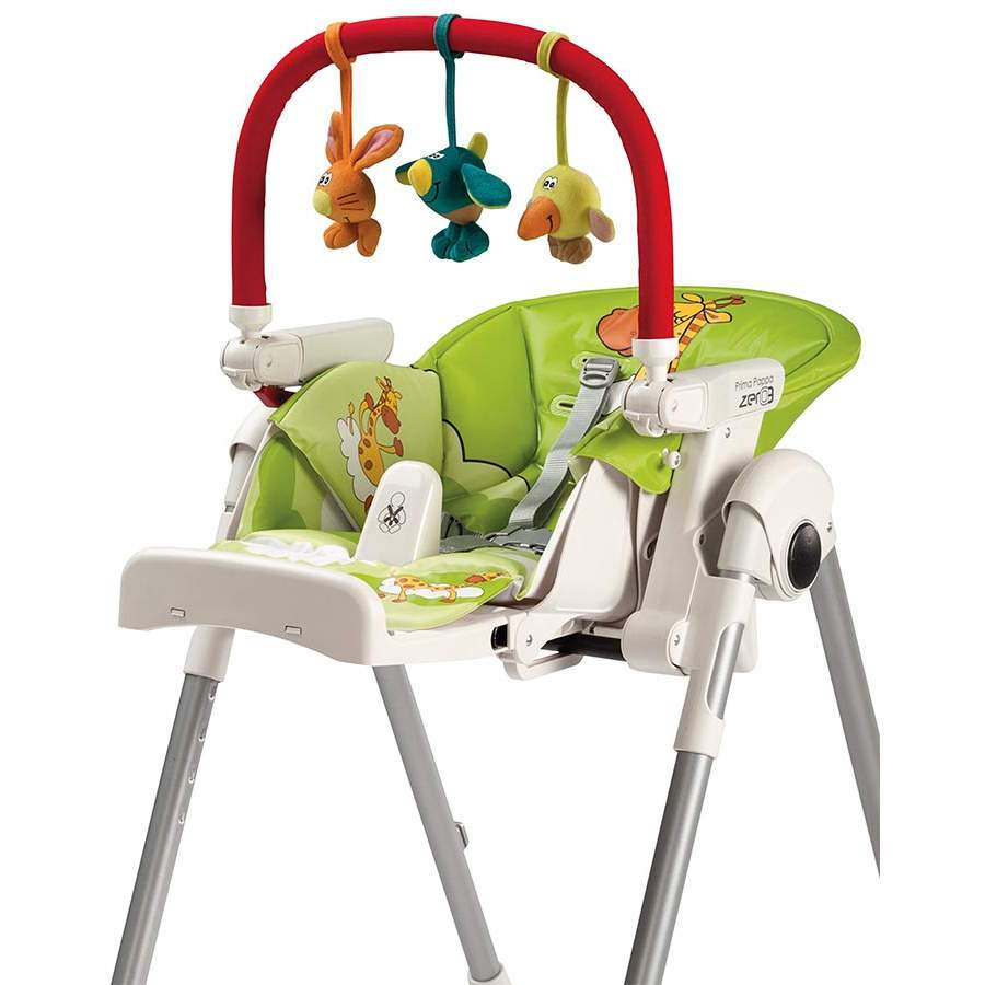 Peg Perego High Chair Play Bar
