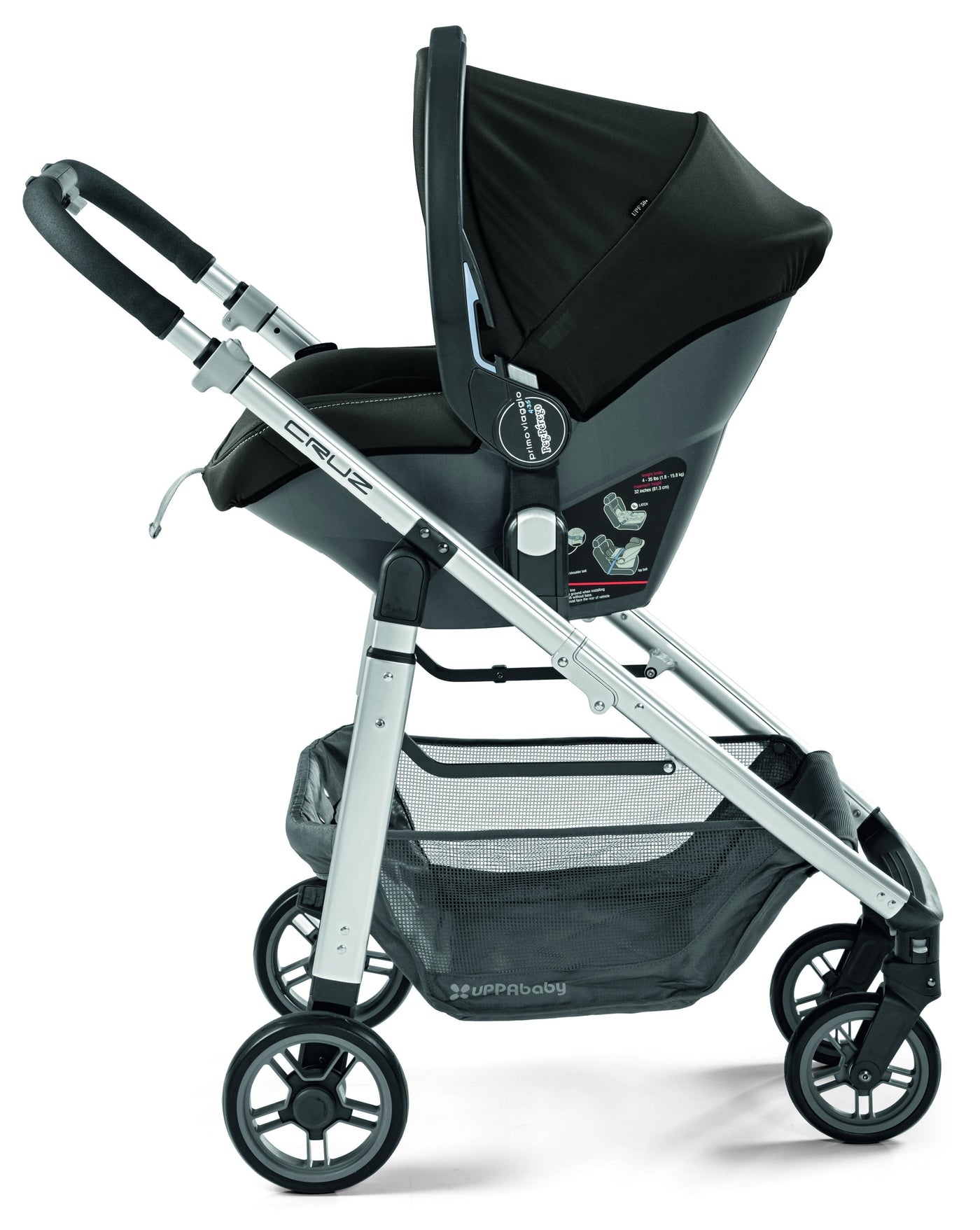 Peg Perego Primo Viaggio 4 35 Car Seat Adapter For Uppababy