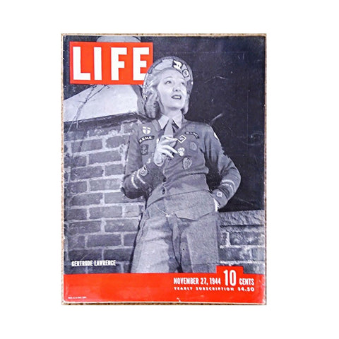 Life Magazine Distomo Massacre (November 24, 1944)