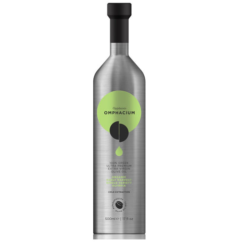 Omphacium Olympia Extra Virgin Organic Olive Oil