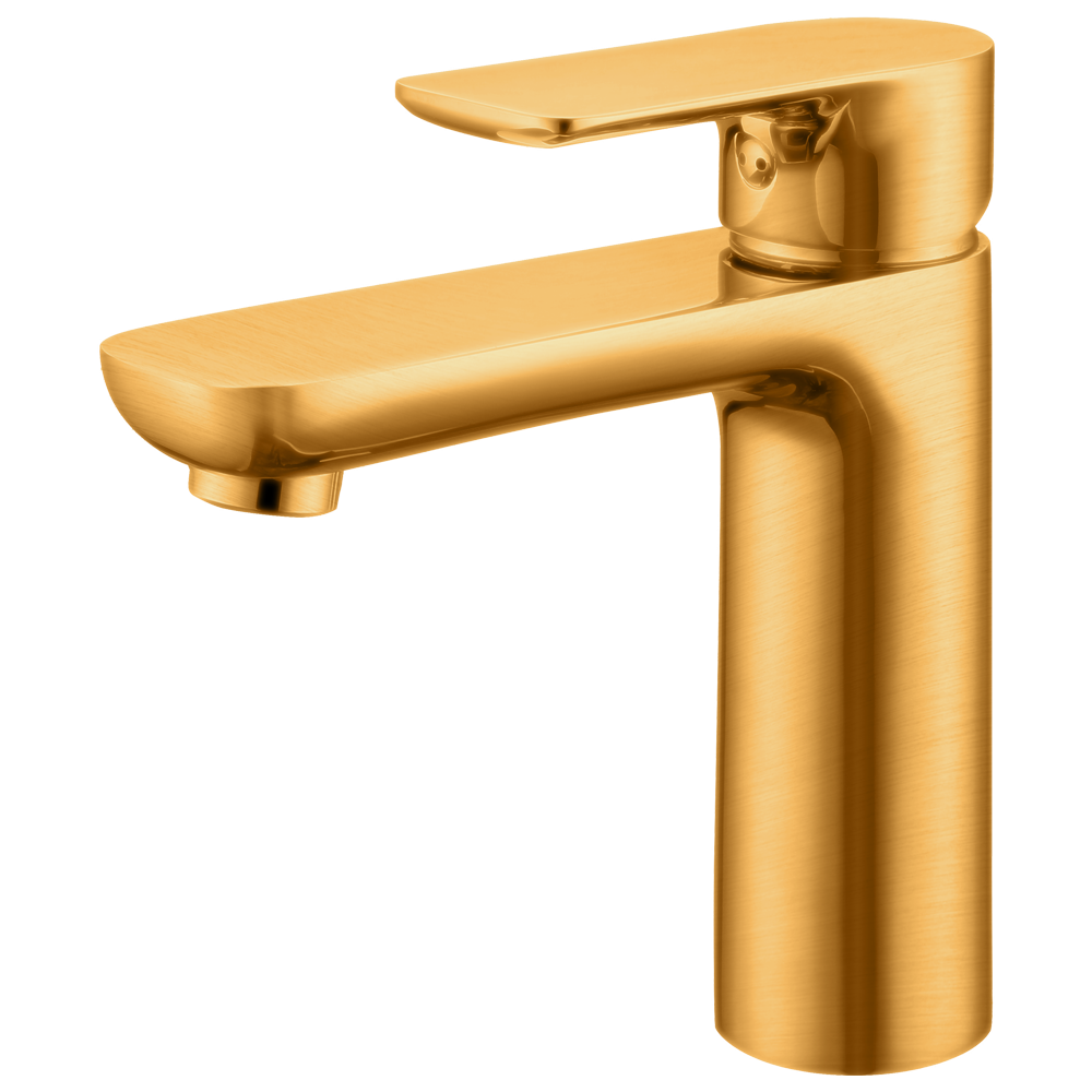 Alma Kitchen Faucet - Champagne Gold