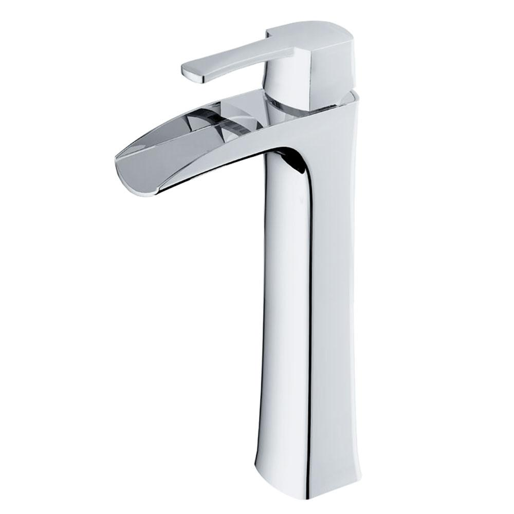 Takka Kitchen Faucet - High (Chrome)