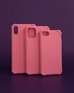 Fili Case Plant-based Bumper iPhone Case - Coral - Loop.