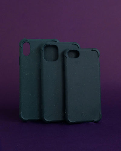 Plant-based Bumper iPhone Case - Dark Cyan - Loop.
