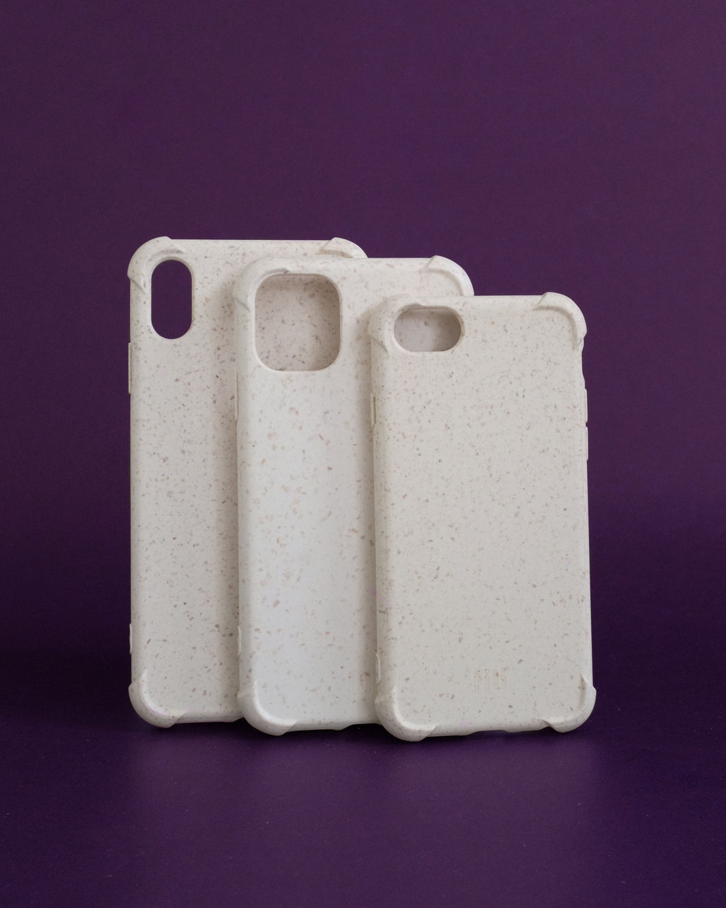 Plant-based Bumper iPhone Case - Ivory - Loop.