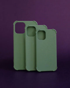Fili Case Plant-based Bumper iPhone Case - Leaf Green - Loop.