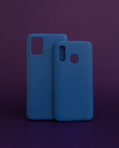 Fili Case Plant-based Smooth Samsung Case - Blue - Loop.