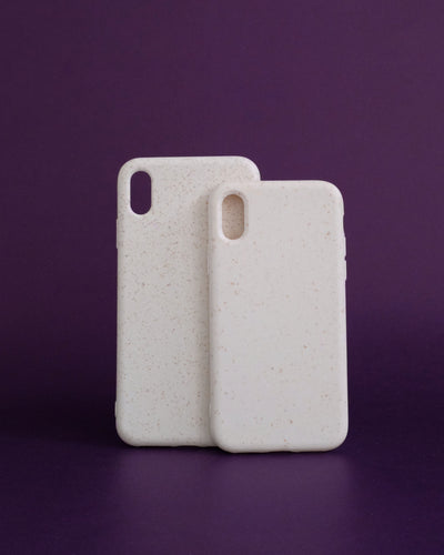 Plant-based Smooth iPhone Case - Ivory - Loop.