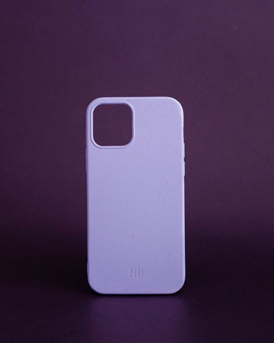 Fili Case Plant-based Smooth iPhone Case - Lilac - Loop.