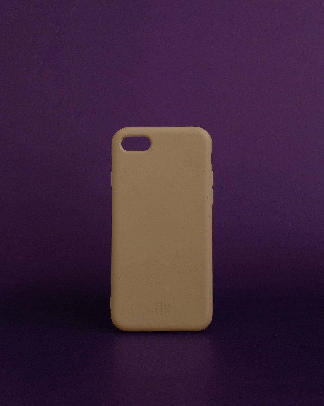 Fili Case Plant-based Smooth iPhone Case - Nude - Loop.