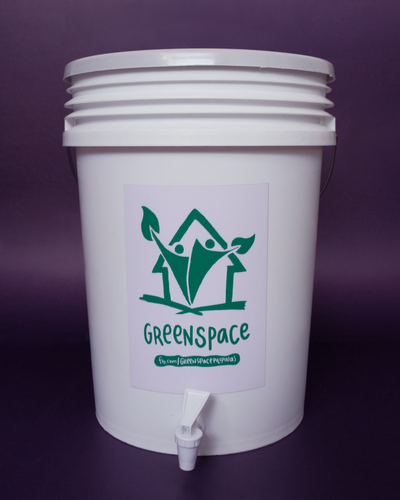 Greenspace PH Bokashi Compost Kit - Loop.