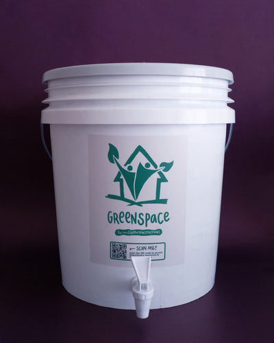 Greenspace PH Mini Bokashi Compost Kit - Loop.