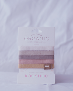 Organic and Plastic-Free Hairties