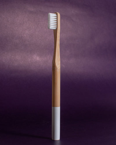 Loop. Adult Bamboo Toothbrush - Loop.
