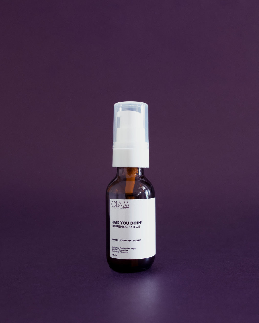 Hair You Doin' - Nourishing Hair Oil (30 ml) - Loop.