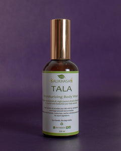 [10% OFF] Tala Moisturizing Body Wash (100 ml in glass)