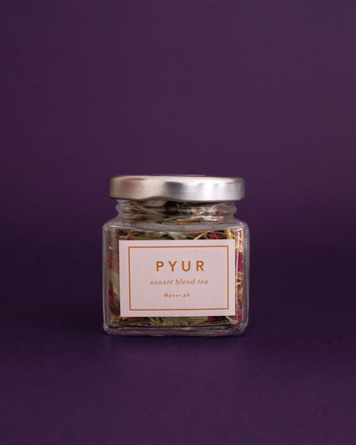 Pyur Tea Loose Leaf Tea - Sunset (25g) - Loop.