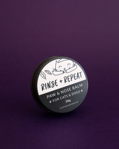 Rinse + Repeat Paw & Nose Balm - Loop.