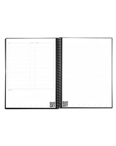 Rocketbook Fusion Smart Notebook - Letter Size - Loop.