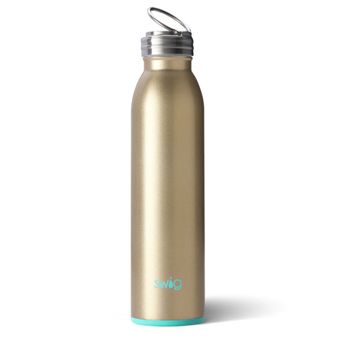 Swig Life 20oz Bottle in Champagne