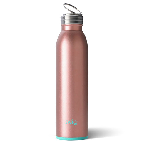 Swig Life 20oz Bottle in Rose Gold