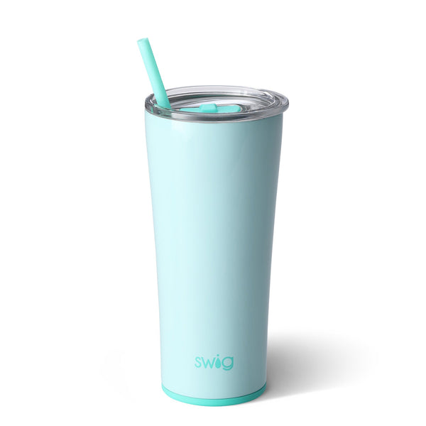 Swig Life 22oz Tumbler in Seaglass