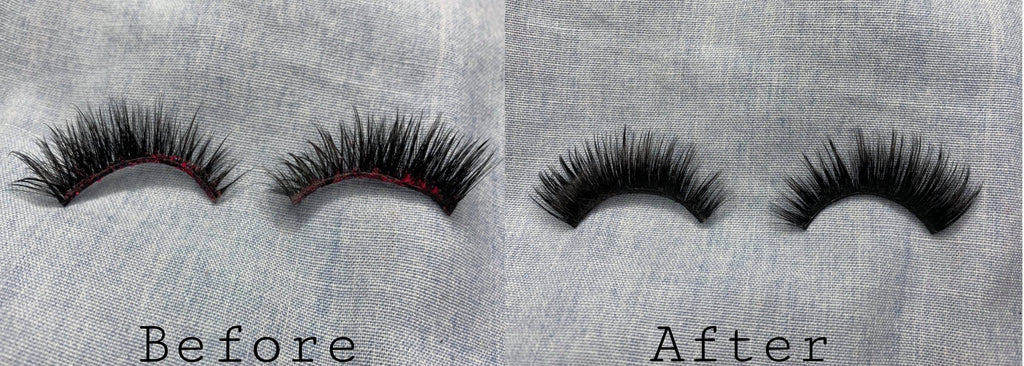 How To Clean your lashes- Damaris