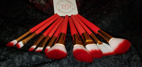 Thermometer brushes