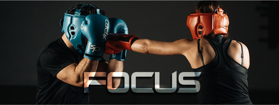 Focus in Boxing and MMA