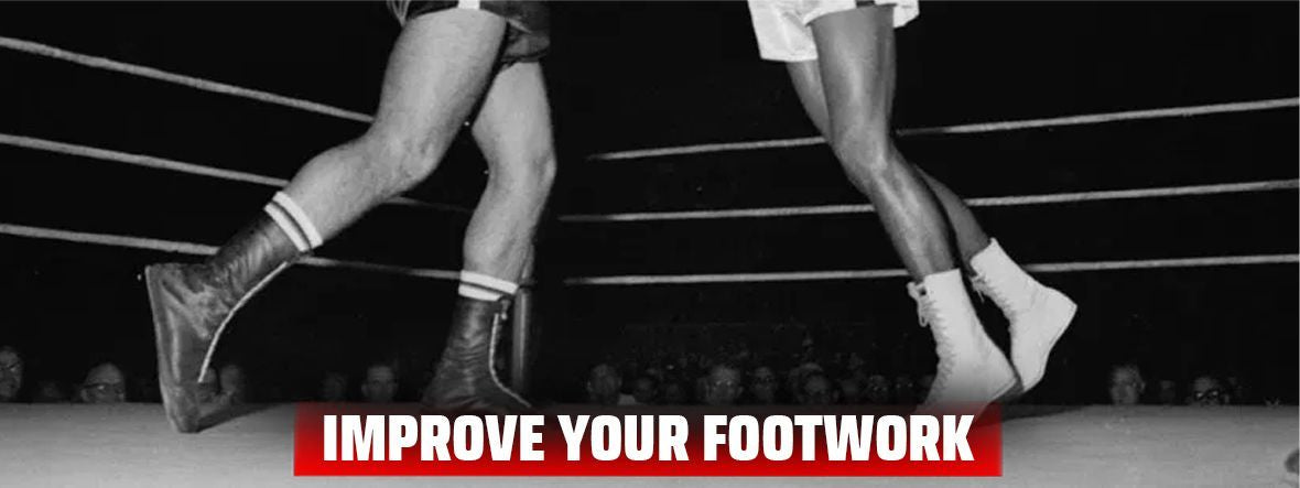 Improve Your Footwork in Shadow Boxing