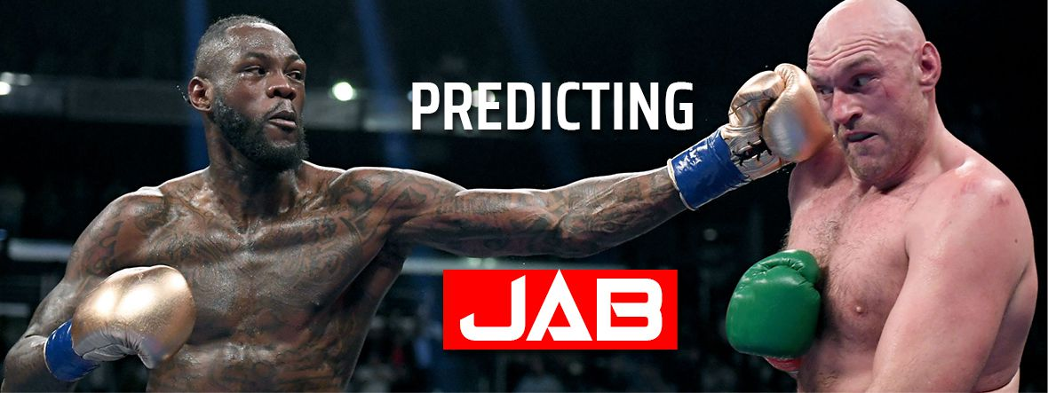 Predicting Jab in Boxing and MMA