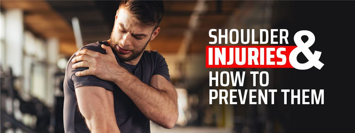 Shoulder Injuries and How To Prevent Them