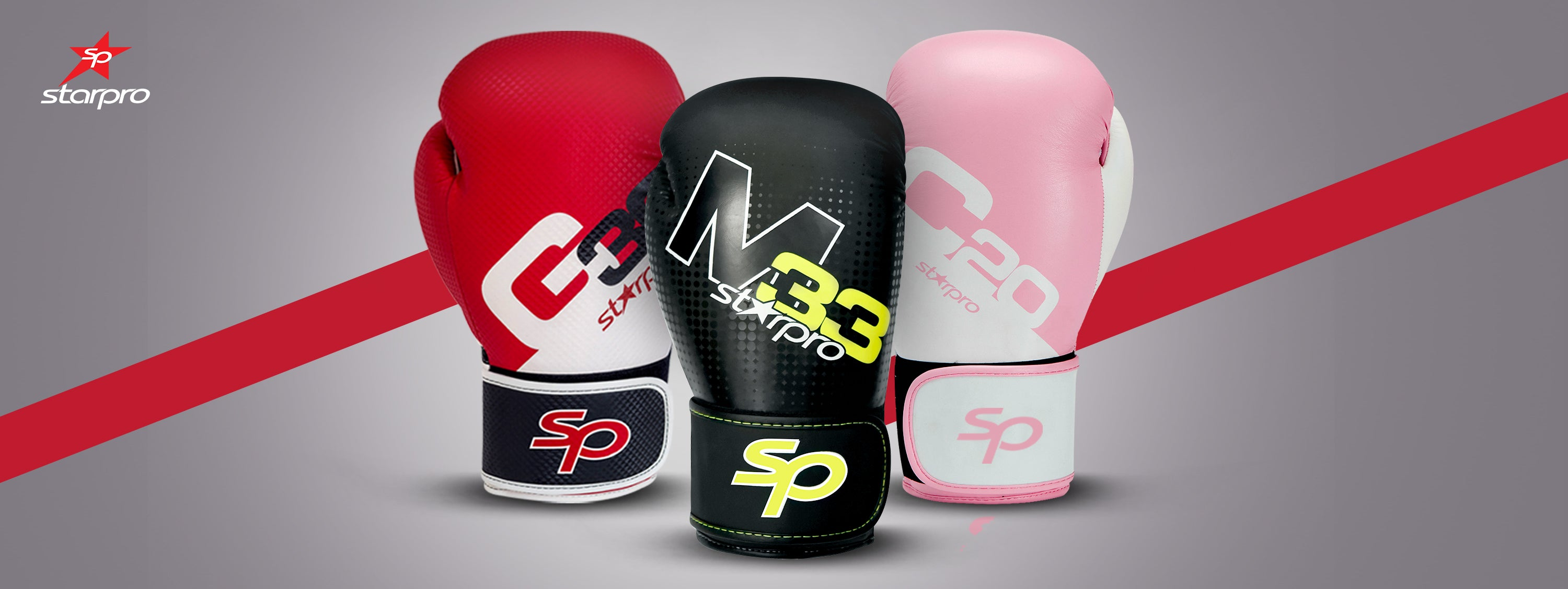 Starpro best boxing gloves for punching bag