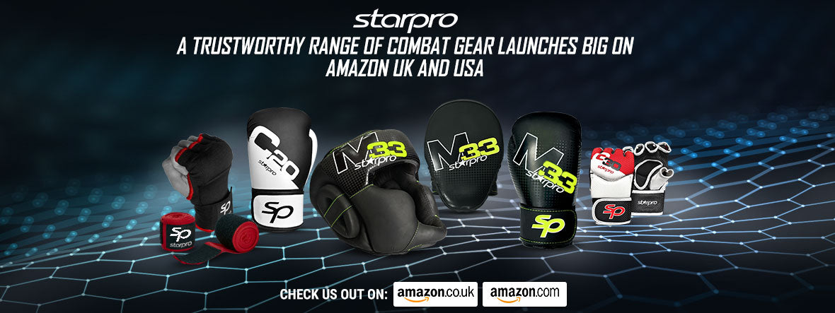 Starpro launch boxing gear Amazon US UK
