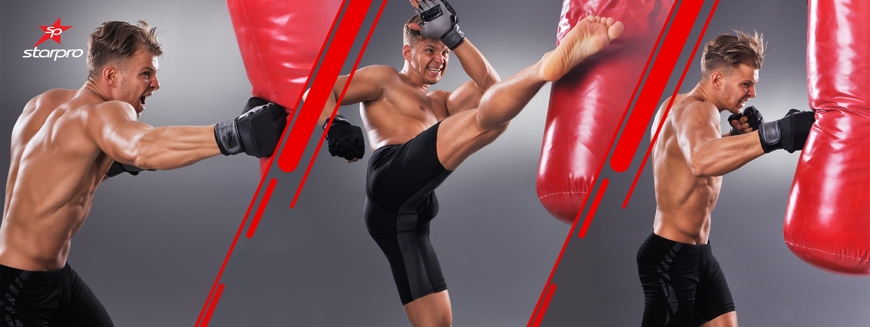 Starpro best boxing gloves for punching bags