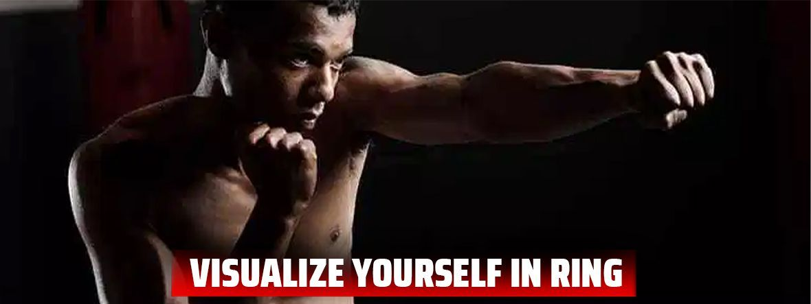 Visualize Yourself in Ring - Shadow Boxing