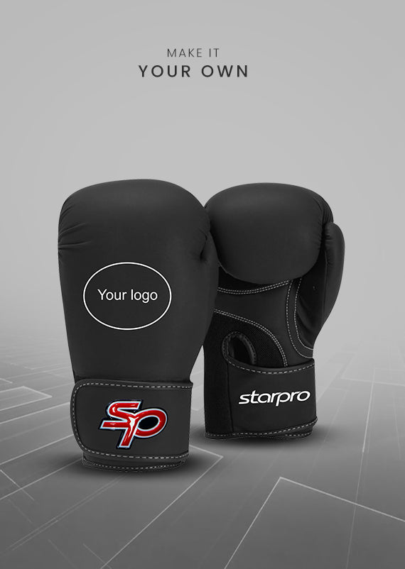 Print Your own logo on MMA and boxing gloves