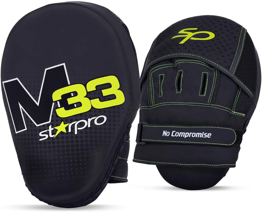 M33 Coaching Mitts