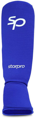 Shin Guard Insteps Leg & foot Protector Polyester Fabric