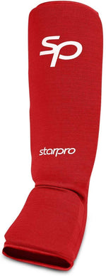 Load image into Gallery viewer, Shin Guard Insteps Leg & foot Protector Polyester Fabric