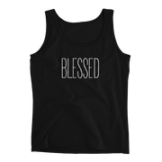 BLESSED (Girl's Tank Top)