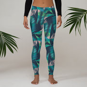 Sublime Palms (Girl's Leggings)