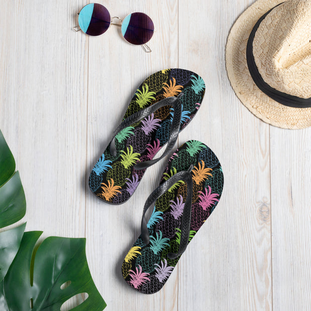 Sweet Pineapples (Flip Flops)