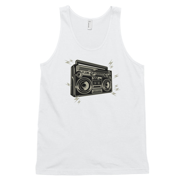 Boom Box (Girl's Tank Top)